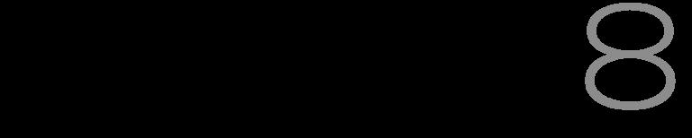Logo FORMAT8 schwarz